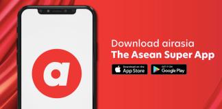 Aplikasi Super App airasia