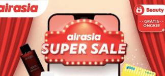 Airasia beauty super sale Juli 2021