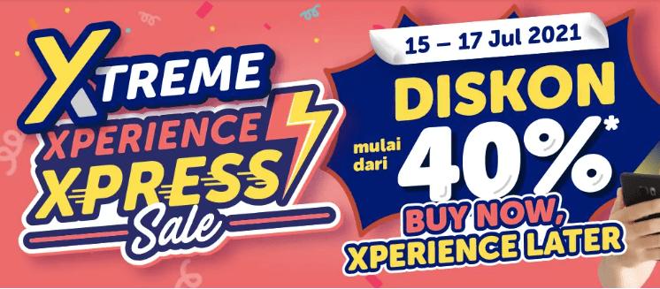 Xtreme Xperience Xpress Sale
