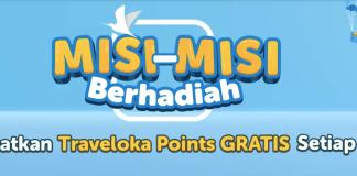 Traveloka Points Gratis Misi Juli 2021