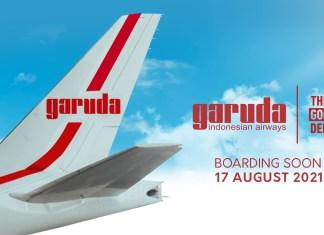 the Goods Dept Garuda Indonesia