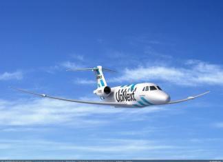Airbus CESSNA Citation VII extra wings sayap