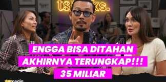 Denny Sumargo TS talks