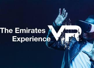 Emirates Virtual Reality VR