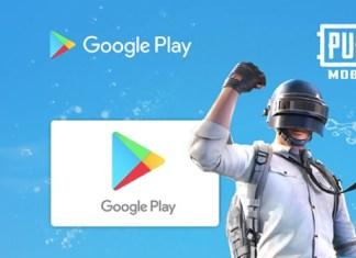 Google Play PUBG Mobile