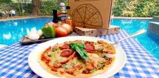 Swiss Cafe Pizza