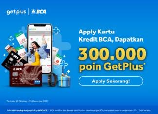 BCA Getplus oktober kartu kredit