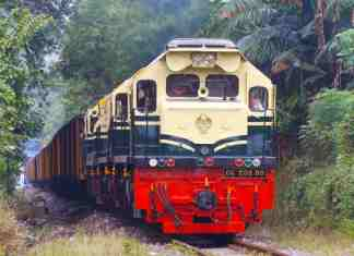 Kereta Livery VIntage