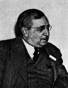 E.M. Jellinek, as pictured in his 1947 Current Biography bio article.