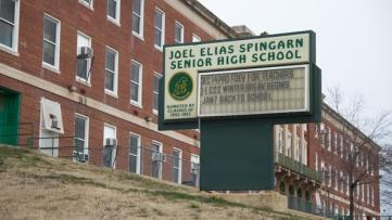crack address. spingarn