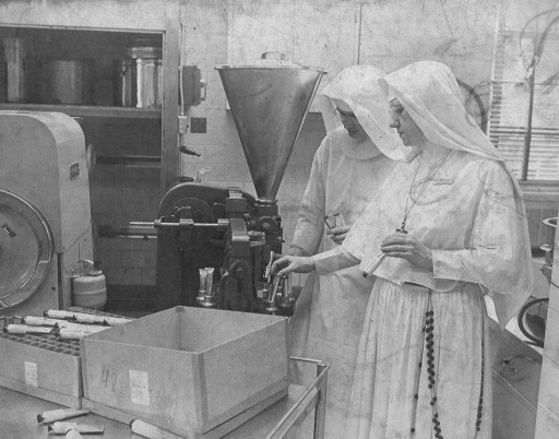 Sisters Manufacturing Pharmacy