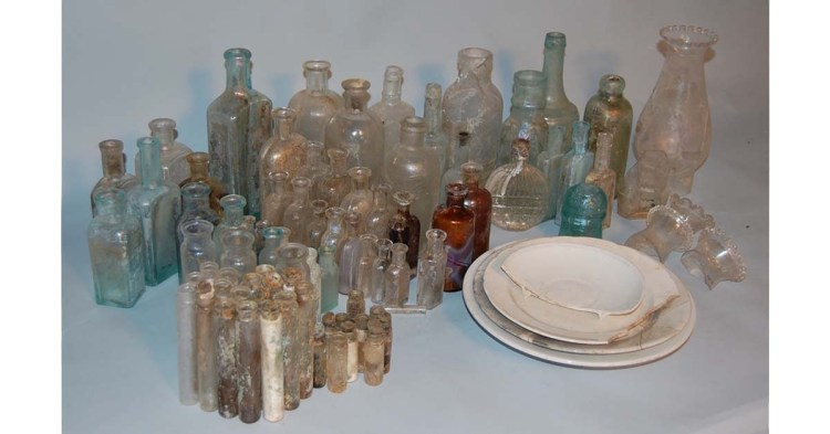 archaeological assemblage