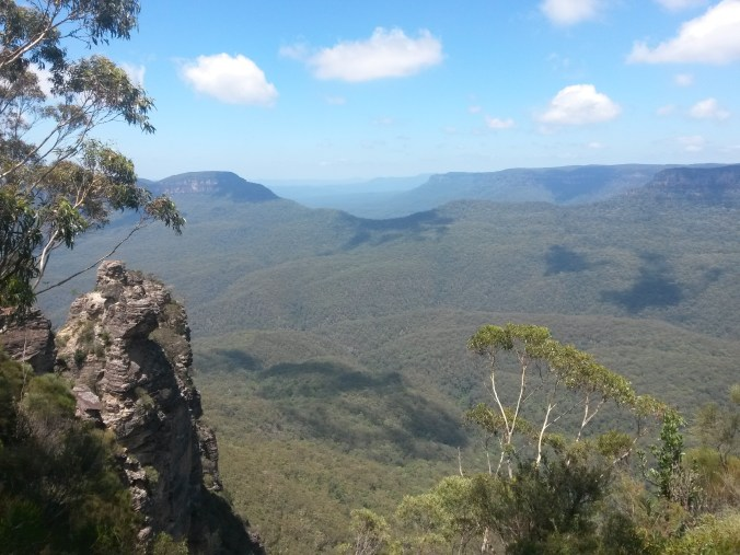 One Week Trip to Australia - Blue Mountains