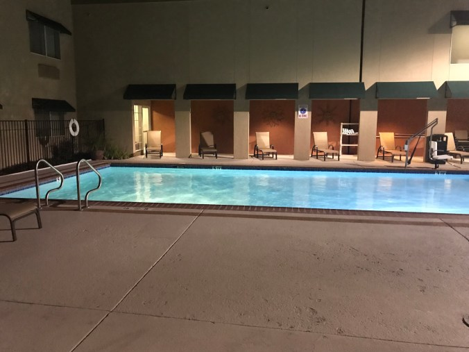 holiday inn auburn pool