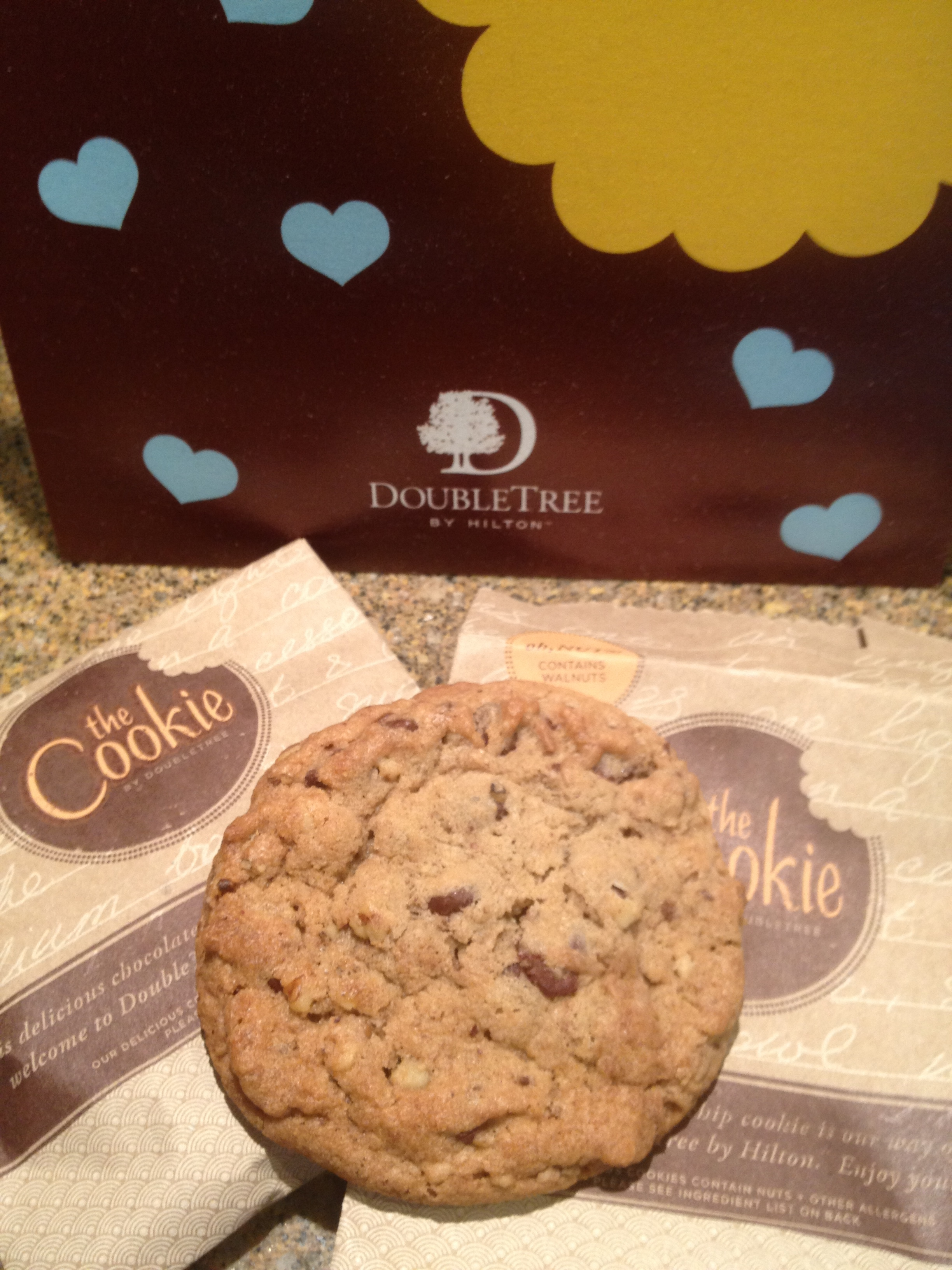 The Secret To Getting Free Doubletree Cookies Points