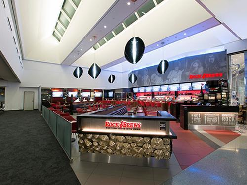 Rock Amp Brews Lax Terminal 1 Joins Priority Pass Points