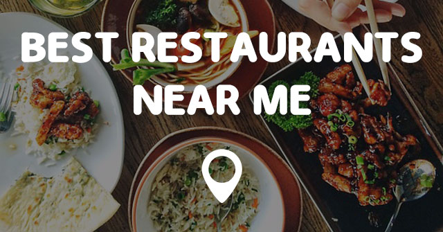 Dinner Places Eat Near Me