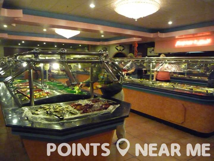 Buffet Near Me 60643