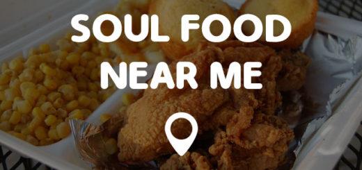Cheap Soul Food Near Me