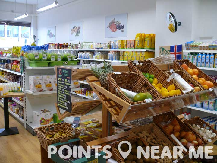 Natural Food Grocery Store Near Me