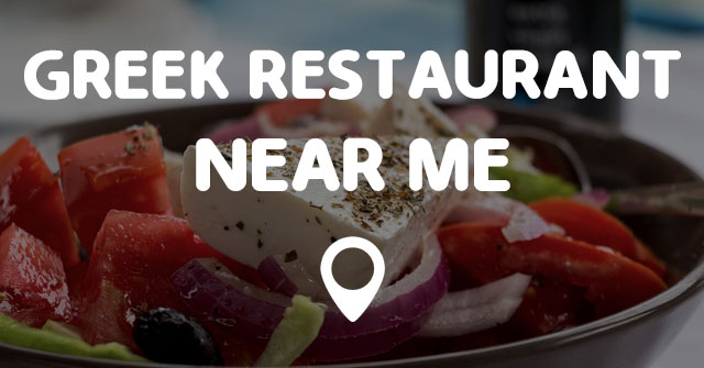 Greek Places Near Me