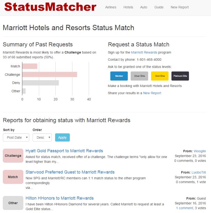 statusmatcher