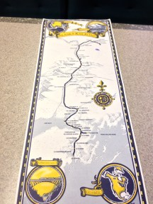 Alaskan Railroad Map