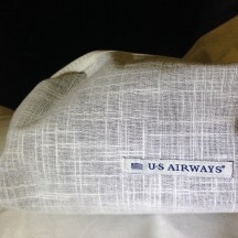 US Airways amenity kit