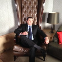"""Me in the """"throne"""""""