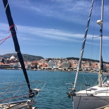 Mitilni Harbor Lesbos