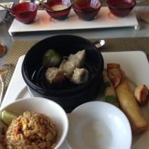Dim Sum Lunch at Tamarind