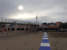 Beach Club at Lido di Venezia