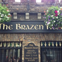 Ireland's oldest pub - The Brazen Head