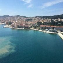 Docking in Argostoli