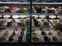 Dessert Showcase at Lido Restaurant