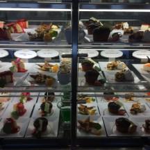 Dessert Showcase at Lido Restaurant