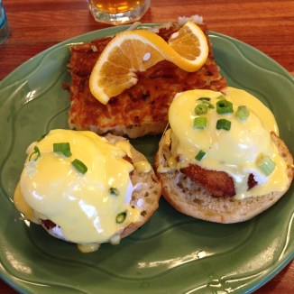 Kodiak Benedict at Snow City Cafe