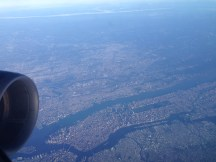 Over Manhattan