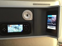 Intuitive, LED seat and IFE controls
