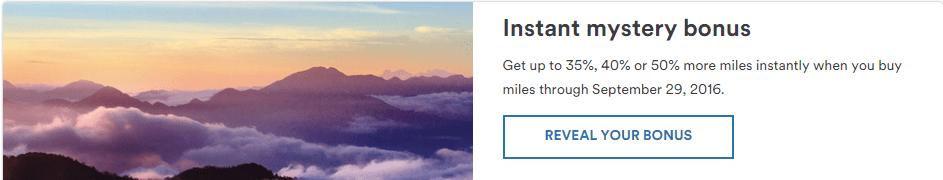 get up to 50% bonus alaska miles