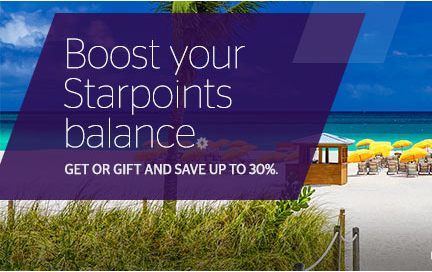 buy starpoints for cheap