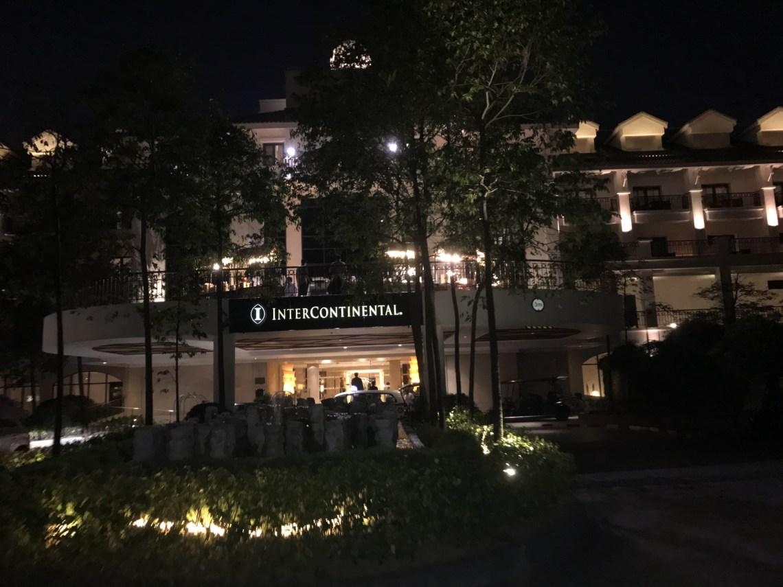 Intercontinental Hanoi