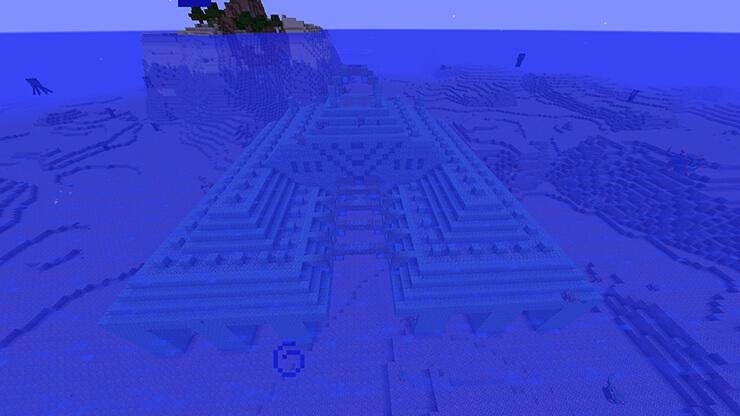 ocean monument seed