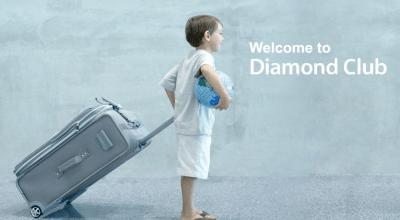 Diamond Club front page
