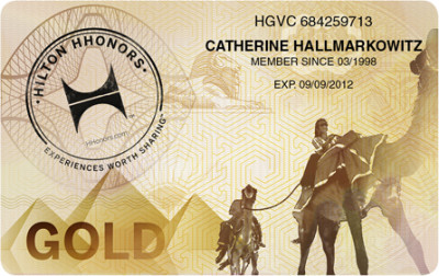Hhonors gold