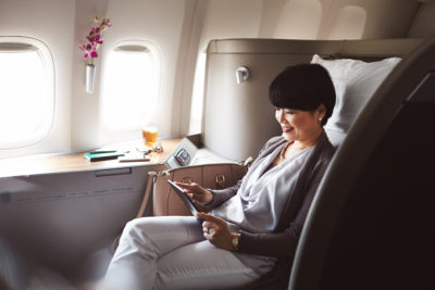 [Deal Gone] First Class Cathay Pacific, Portugal to Asia, only €1315!   Points to be Made