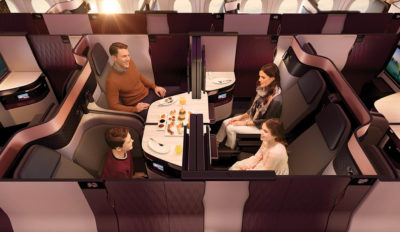 Great £1259 Qatar Airways business class fares from Sweden. Good for BA Tier Points | Points to be Made