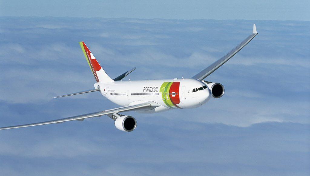 TAP A321 aircraft