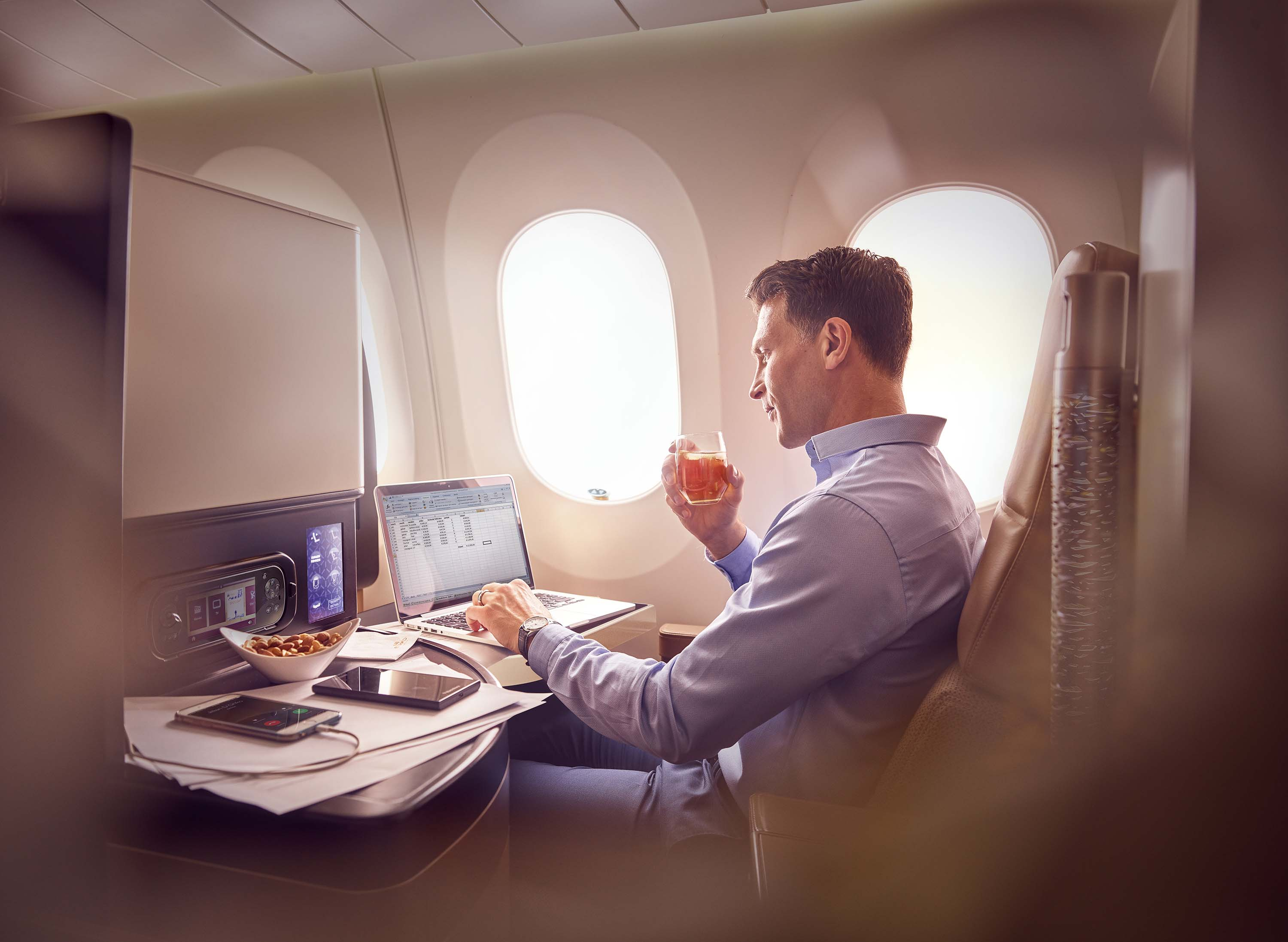Rome to Asia in Business Class with Etihad Airways starting for €1,741/£1,485