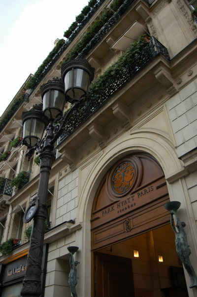 Park Hyatt Vendome Paris